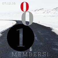 100 Members!