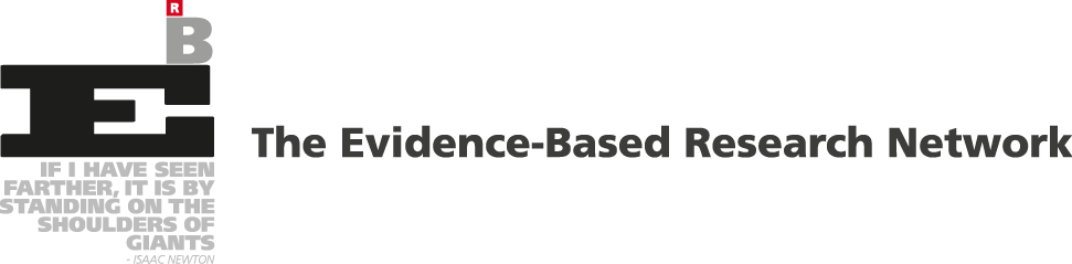 The Evidence-Based Research Network